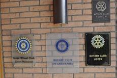 3 Rotarier Clubs und Innerwheel Pfannenstil im Restaurant Schifflände Maur