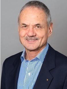 Walter Kaeser, Präsident 2021-2022